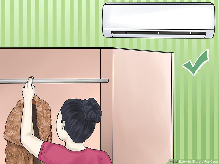 Jak uchovávat norkový kožich