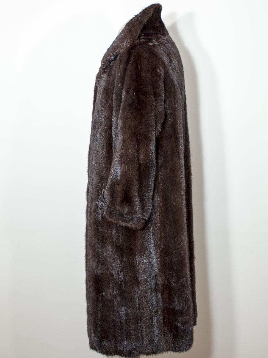 Luxusní norkový kožich SAGA MINK D1802136 ... 351931257a